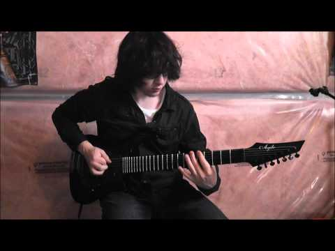 Tyler Teeple - Dream Theater - Outcry Guitar Cover