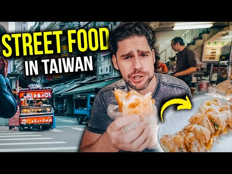 MOUTHWATERING  BREAKFAST you should try!!  Street Food in Taipei, Taiwan