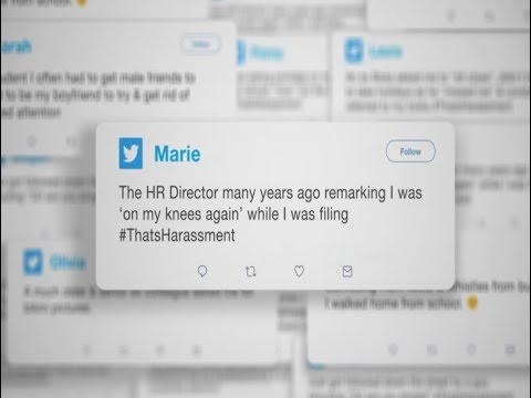 #ThatsHarassment: Viewers share their experiences