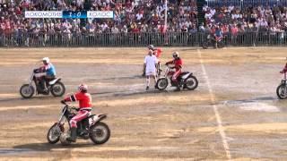 16062013 Локомотив г.Тихорецк vs. Колос г.Ипатово 2 период