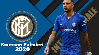 Emerson Palmieri Welcome To Inter ?