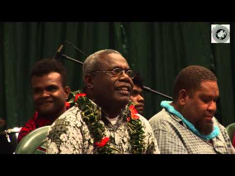 Scholars reflects on Malaita development during its 32nd appointed day at USP