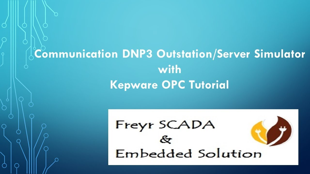 KEPWARE DNP3 DRIVERS DOWNLOAD FREE
