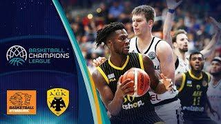 CEZ Nymburk v AEK - Highlights - Basketball Champions League 2018-19