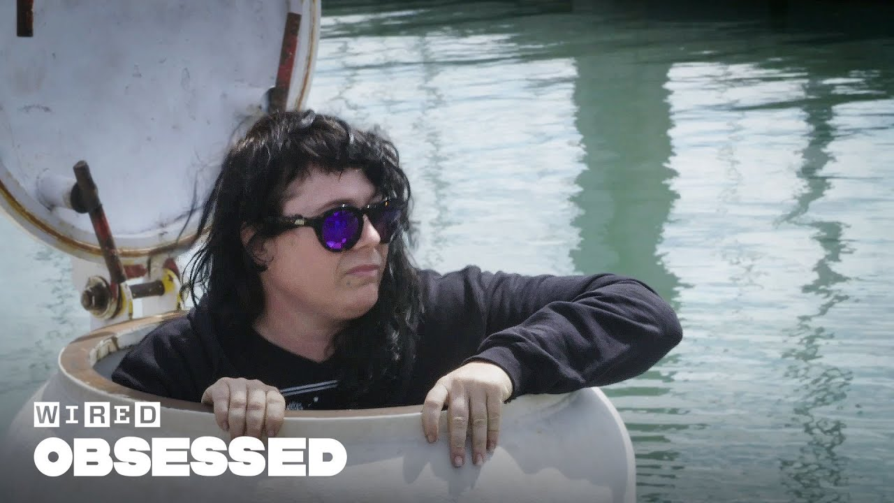How This Woman Started Diving in DIY Submarines | Obsessed