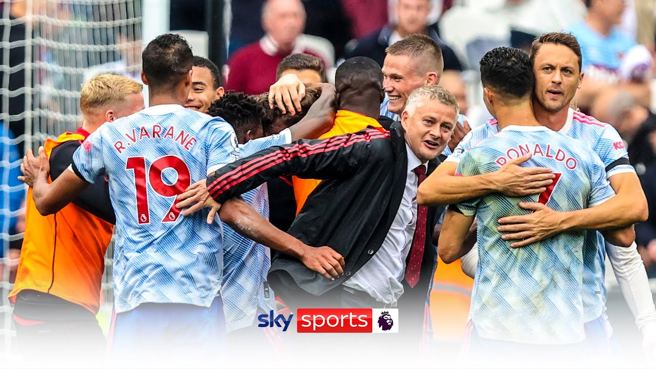 Download SCENES! De Gea mobbed by teammates after HEROIC late penalty save 👏