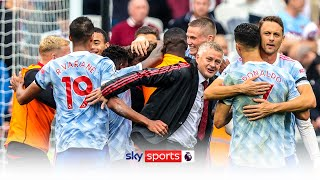 SCENES! De Gea mobbed by teammates after HEROIC late penalty save