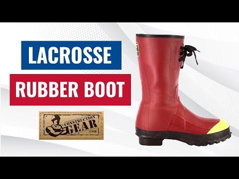 Lacrosse Rubber Boot