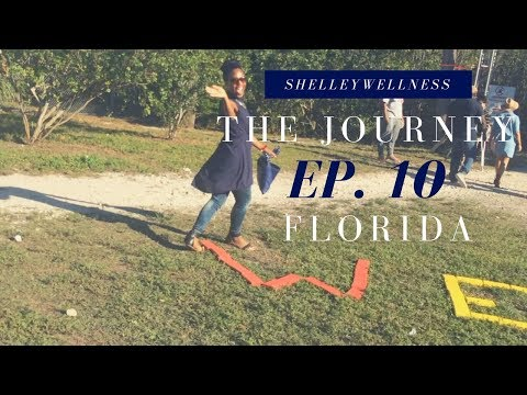 The Journey Ep. 10 - Florida | Unpacking | Natural Parks | 9 Mile Music Festival
