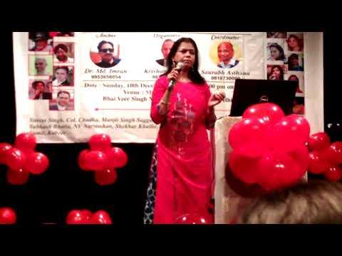 Karaoke- Waqt ne kiya by Uma Ramesh