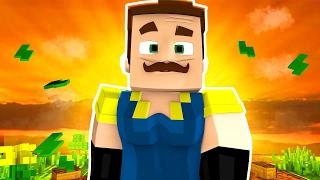 THE END OF HELLO NEIGHBOR - FINALE! | Hello Neighbor Minecraft Roleplay