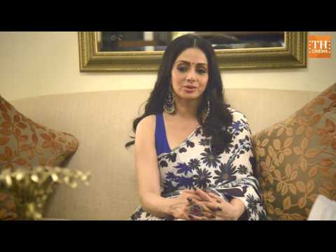 Interview with Sridevi