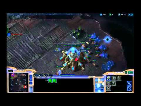 StarCraft 2: Live Stream - CombatEX [P], Deezer [Z] - 2v2 Game 6