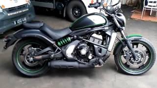 Kawasaki Vulcan s 650 nice bike