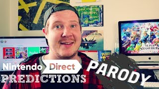 Nintendo Direct PREDICTIONS (parody)
