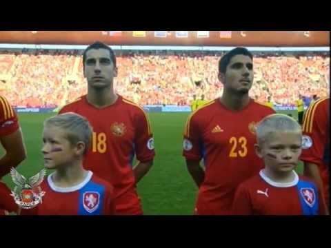ЧМ - 2014. 6/9/2013. Квалификация| Чехия-Армения полный обзор матча