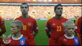 ЧМ - 2014. 6/9/2013. Квалификация  Чехия-Армения полный обзор матча