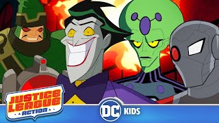 Justice League Action | Your Daily Dose Of Villainy