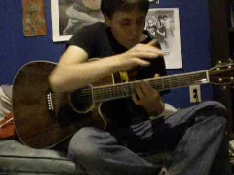 This is a video I made from my bedroom when I was 18. It's a piece I composed called Nakata Rescues Frozen Cats.