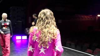 The Road to Manchester / Beth Sherburn - On Tour With... The Saturdays