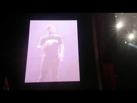 DRAKE LIVE FUTUREMUSIC FESTIVAL AUSTRALIA [OUTRO]