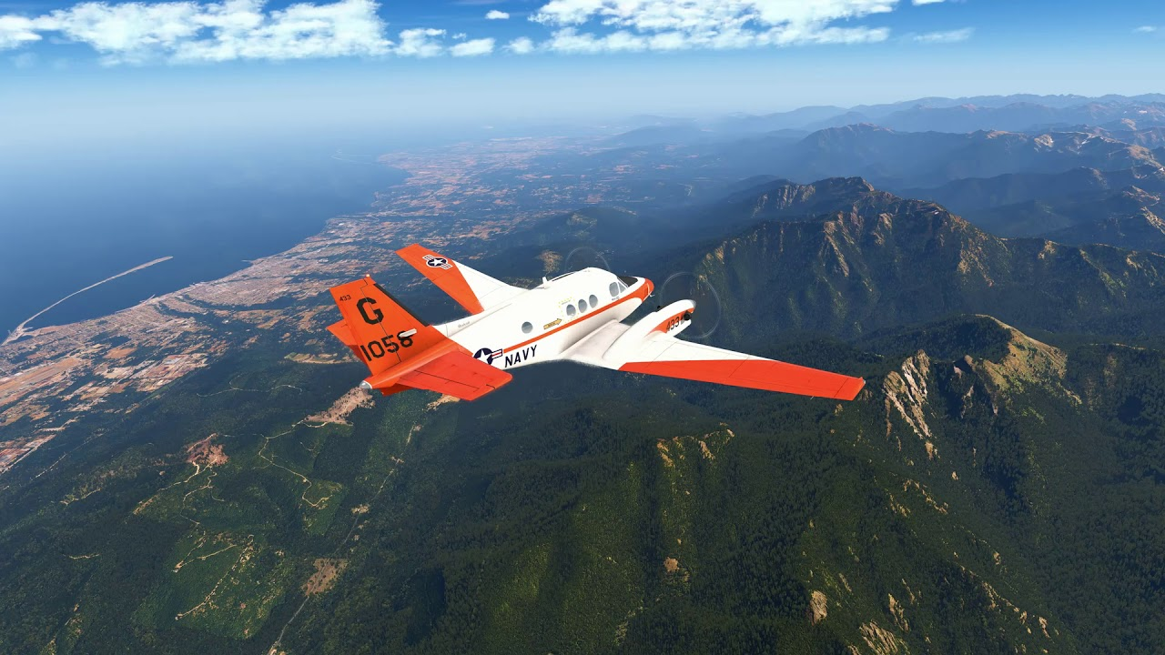 Orbx TrueEarth US Washington for X-Plane 11 - Sneak Preview