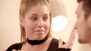 Samantha confía en el matrimonio pero Juan Diego decide abandonar - Casados a Primera Vista