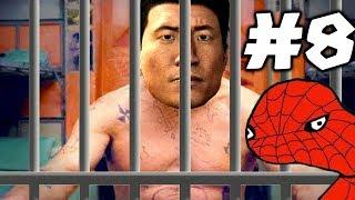 ТЮРЕМНЫЕ ЛАЙФХАКИ для Мистера ЛИ \\ Spider-man #8