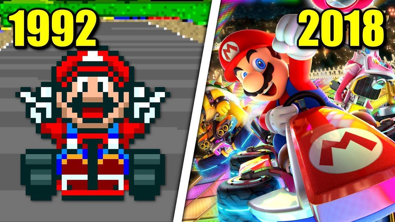 Una nueva versión del Mario Kart llega a los celulares - 22