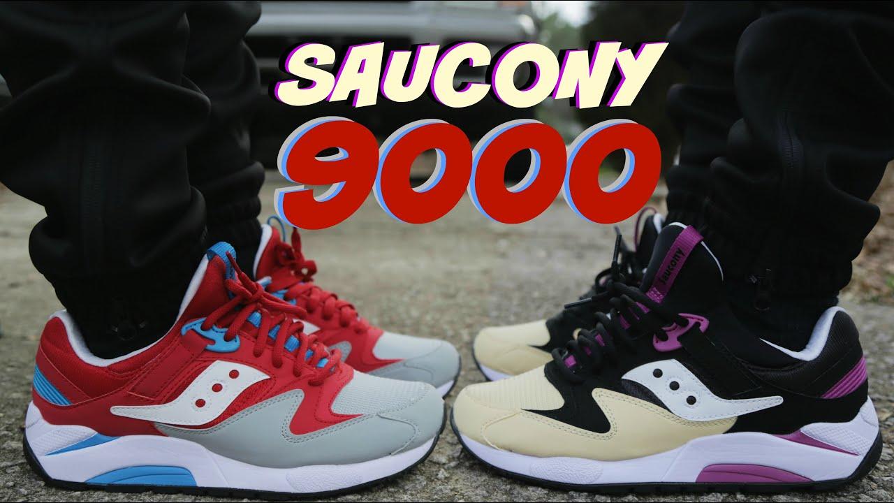 saucony grid 9000 pbj