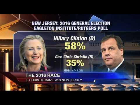 The 2016 Race - Scott Walker / Christie in New Jersey / Hillary and Elizabeth Warren