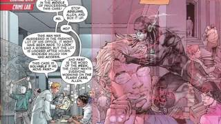 Justice League New 52 Part 1