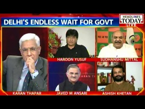 To The Point - To The Point: Fresh elections in Delhi