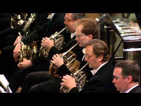 Klaus Tennstedt & London Philharmonic Orchestra: Mahler's Symphony no.8 Part II 1991 (live)