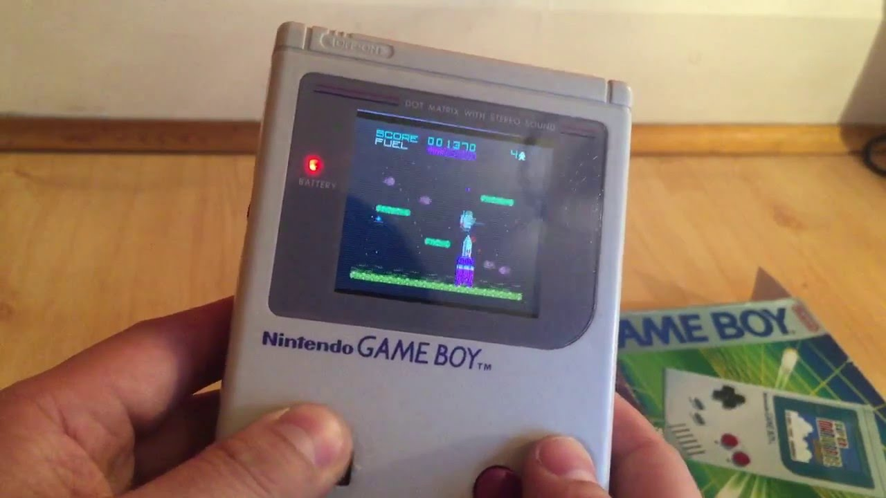 Gameboy color screen mod - Gameboy Color Screen Mod 47