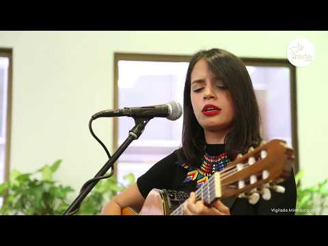 Me borrarás - María Cristina Plata (Sesiones La Franja)