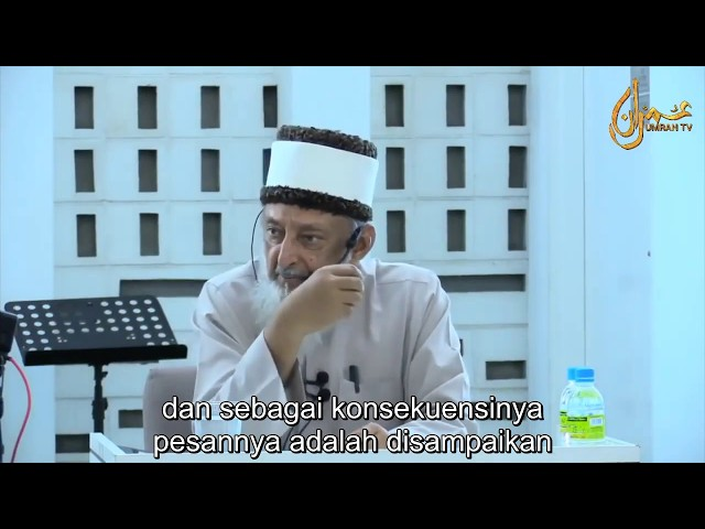 DAJJAL Dalam Al-Quran Oleh Sheikh Imran Hosein (BAHASA INDONESIA)