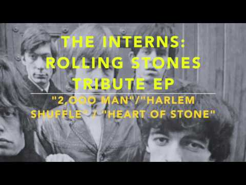 ROLLING STONES TRIBUTE EP (The Interns, 2017) 實習生樂團翻唱Stones
