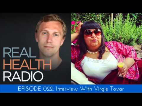 Real Health Radio 022: Interview with Virgie Tovar