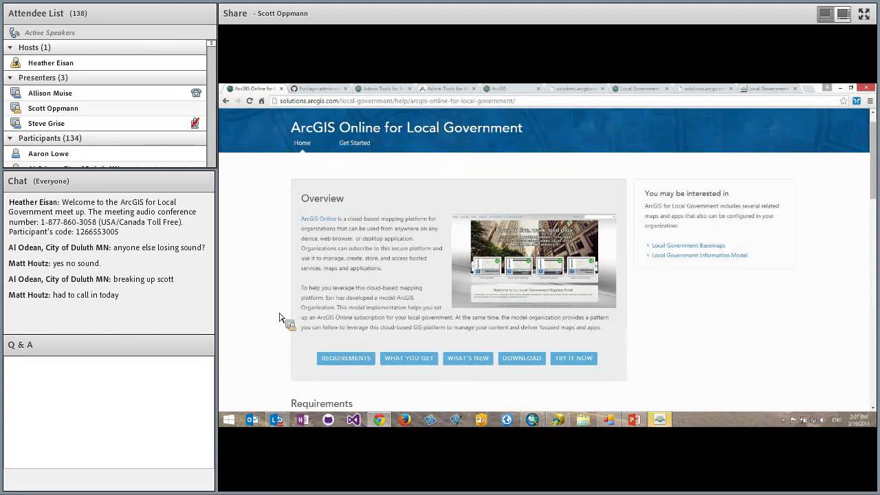 ArcGIS for Local Government Deployment Tips and Tricks
