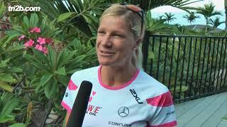 IRONMAN HAWAII 2017: Anja Beranek im Prerace-Interview