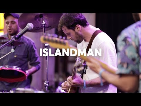 Montreux Jazz Talent Awards - Shure Montreux Jazz Band Award Winner 2018: Islandman