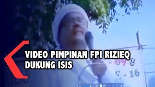 Mahfud MD Putar Video Pimpinan FPI Rizieq Dukung ISIS