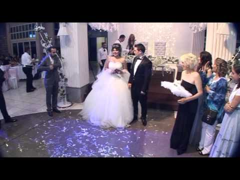 Elis ve Unal Ankara dugunu 08.06.2013 Wedding Intro Light