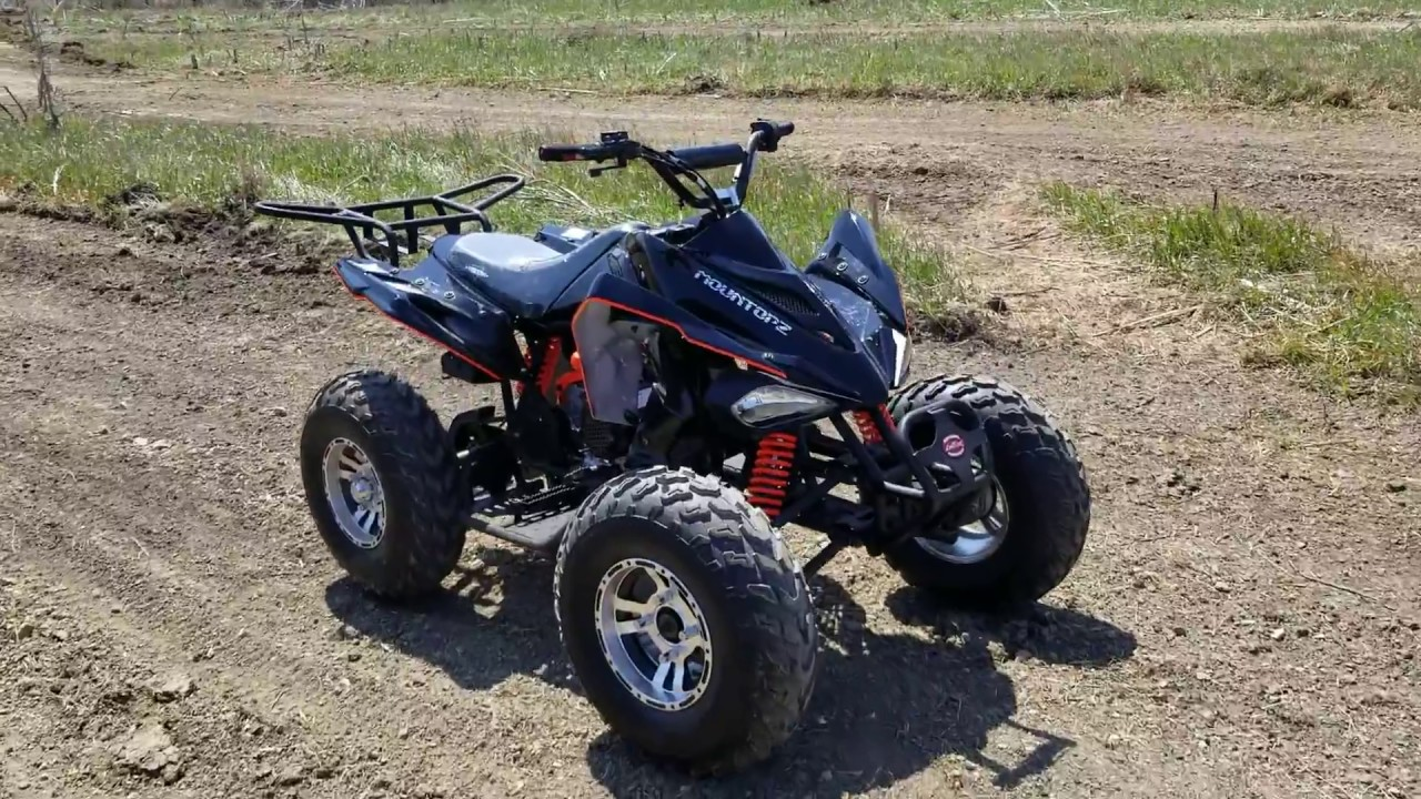 150cc Coolster Sport ATV FOR SALE FROM SAFERWHOLESALE COM