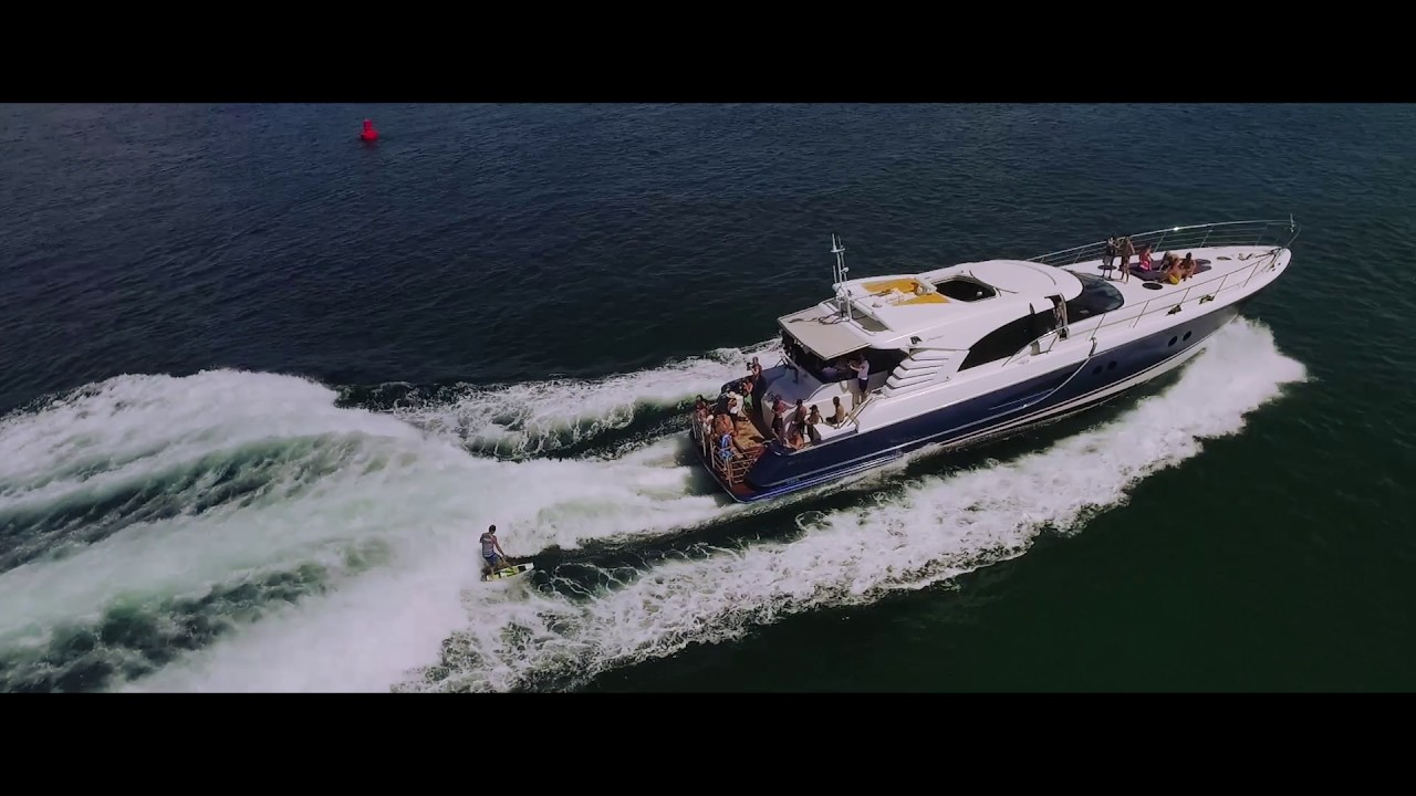 Crystal Blue Yacht Charters Gold Coast Luxury Yacht