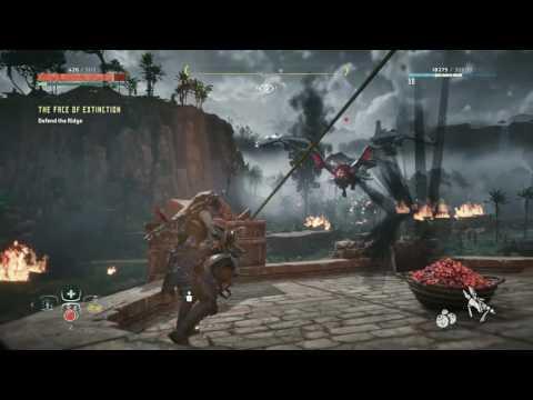 My favorite battle in Horizon Zero Dawn
