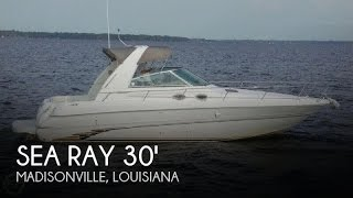 [UNAVAILABLE] Used 1998 Sea Ray 31 Sundancer in Madisonville, Louisiana