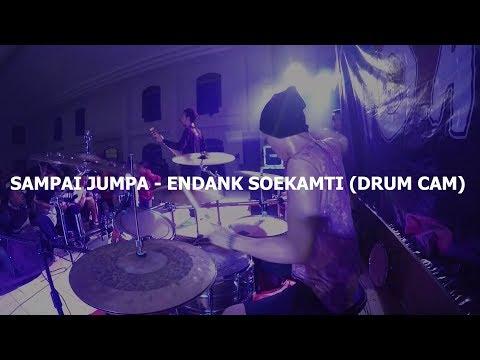 Endank Soekamti - Sampai Jumpa (Drum Cam) - Cover By Crows As Divine