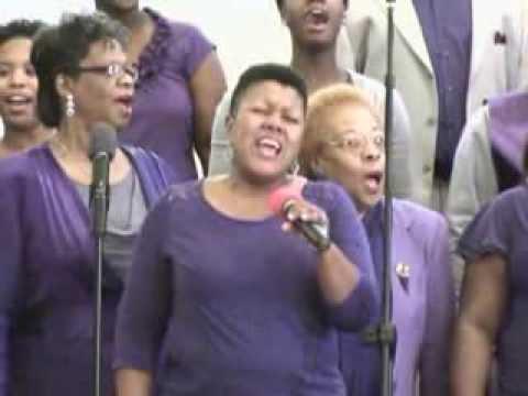 """When I See Jesus"" by Alabama A&M University Choir - UBC Youth & Gospel Choir Anniversary"